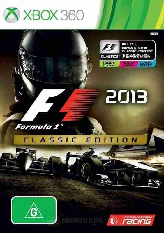 Descargar F1 2013 [MULTI][Region Free][XDG3][COMPLEX] por Torrent